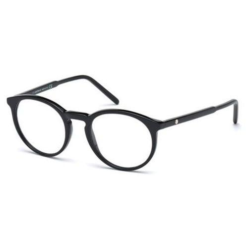 Okulary Korekcyjne Mont Blanc MB0554 001