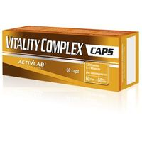 ACTIVLAB Vitality Complex - 60 kapsułek