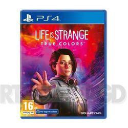 Cenega Life is strange: true colors gra ps4 (kompatybilna z ps5)