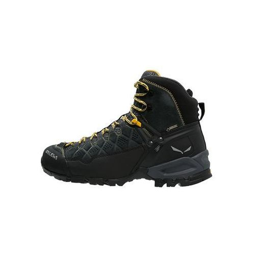 Salewa ALP TRAINER MID GTX Buty trekkingowe carbon/ringlo