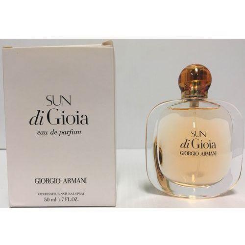 Giorgio Armani Sun di Gioia, Woda perfumowana - Tester, 50ml
