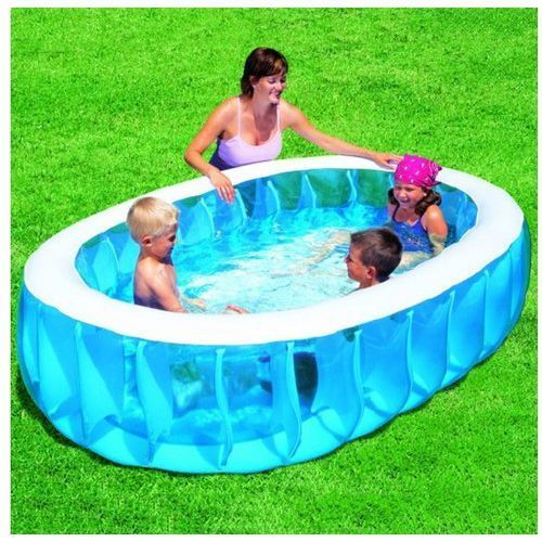 Basen dmuchany Eliptic Pool 229 x 152 x 51 cm