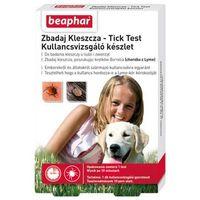 Beaphar Tick Test - zbadaj kleszcza - choroba z Lyme, MO-13601