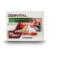 Tabletki Gervital 30 tabletek