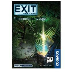 EXIT: Gra Tajemnic - Zapomniana Wyspa. Gra Planszowa