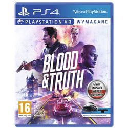 VR Blood & Truth (PS4)