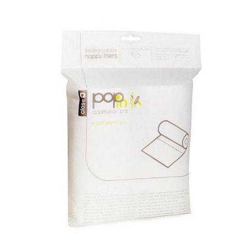 Papierki Jednorazowe / Biodegradowalne Bibułki Higieniczne, 160 szt., CLOSE PARENT, CLO3121