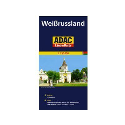 Mapy i atlasy ADAC Verlag Libristo.pl
