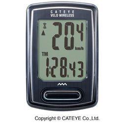 Licznik velo wireless cc-vt230w czarny marki Cateye