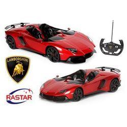 Duże Licencjonowane Zdalnie Sterowane Lamborghini Aventador J (1:12) + Bezprzewodowy Pilot.,