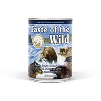 TASTE OF THE WILD Pacific Stream Canine Formula - puszka 6x390g