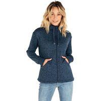 bluza RIP CURL - Lines Zip Thru Polar Fleece Insignia Blue (8008) rozmiar: XS