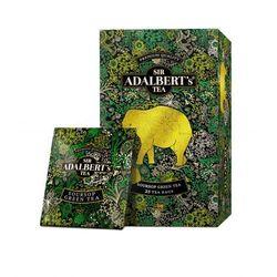 Zielona herbata  Sir Adalbert's Tea SklepKawa.pl