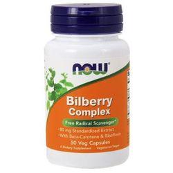 Leki na wzmocnienie wzroku i słuchu  Now Foods, USA Hurtownia Suplementów Diety i Kosmetyków Relax