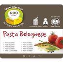 Adventure food pasta bolognese żywność kempingowa jedna porcja żywność turystyczna  Makaron po