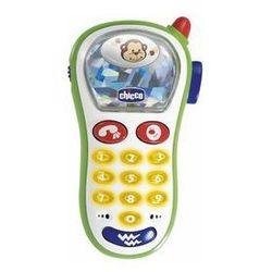 Telefon z Aparetem Fotograficznym Chicco