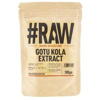 RAW Gotu Kola Extract - 100 g (5060370732753)