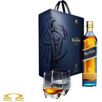 Whisky Johnnie Walker Blue Label 0,7l Limitowana Edycja + 2 szklanki, 86F4-59257
