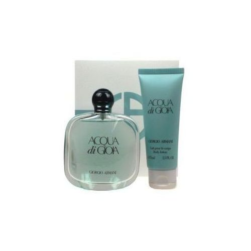 Armani Set acqua di gioia edp 100ml + body lotion 75ml (travel)