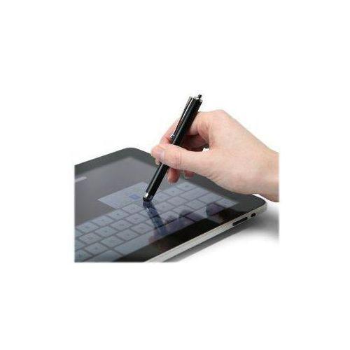Rysik pojemnościowy do telefonów i tabletów stylus pen - czarny marki 4kom.pl
