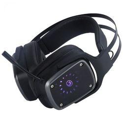 MARVO HG9046 Słuchawki dla graczy TRUE 7.1 SURROUND podświetlane