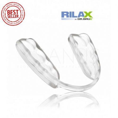 Dr. Brux Rilax - Szyna relaksacyjna, termoformowalna, antystresowa