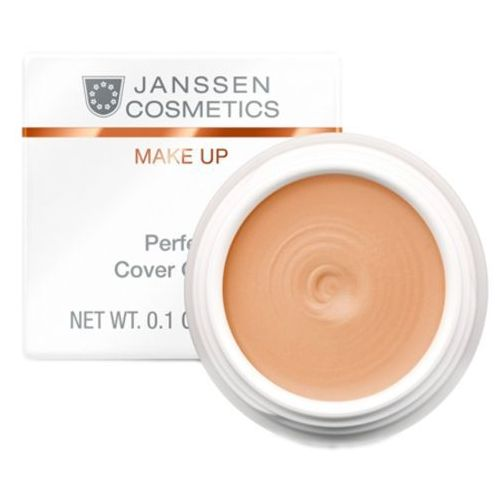 Janssen Cosmetics PERFECT COVER CREAM 04 Kamuflaż/korektor 04 (C-840.04) - Promocja