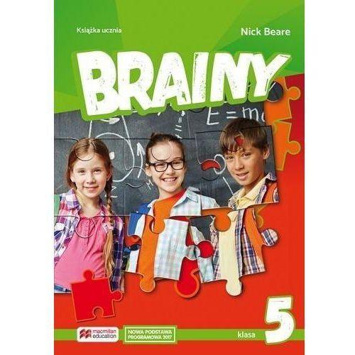 Brainy. Klasa 5. Książka ucznia. Język angielski. Szkoła podstawowa, Nick Beare