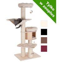 Natural Paradise XL PREMIUM EDITION drapak dla kota - Bordowy (4054651696705)