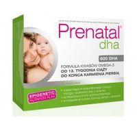 Prenatal DHA, 60 kapsułek