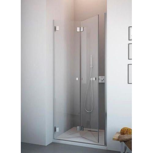 Radaway drzwi wnękowe carena dwb 90 lewe szkło brązowe wys. 195 cm. 34502-01-08nl