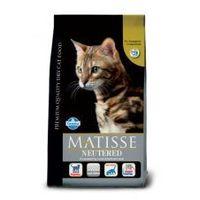 Matisse neutered 20kg karma dla sterylizowanych, wykastrowanych kotów marki Farmina