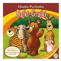 Bajki - Grajki. Chatka Puchatka CD - Praca zbiorowa (Płyta CD)