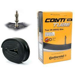 """Continental Dętka tour slim 26'' oraz 27,5"""" x 1,1'' - 1,3'' wentyl dunlop 40 mm"""