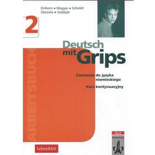 Deutsch mit grips 2 Arbeitsbuch (134 str.)