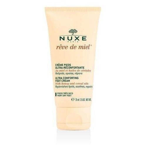 Nuxe rêve de miel ultrakomfortowy krem do stóp 75ml - Rewelacyjny rabat