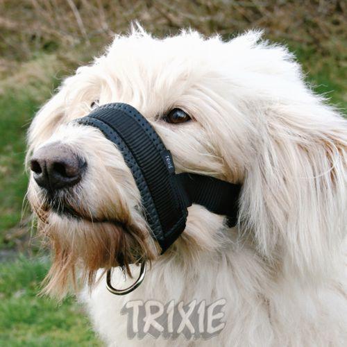 TRIXIE kaganiec uzdowy dla psa kantar nylon różne rozmiary