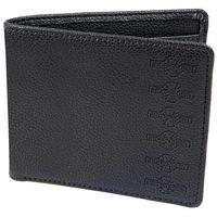 portfel INDEPENDENT - O.G.B.C Repeat Wallet Black (BLACK)