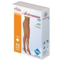 avicenum 70 - rajstopy profilaktyczne marki Aries