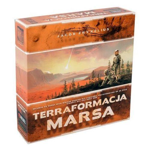 Terraformacja marsa (edycja gra roku) marki Rebel