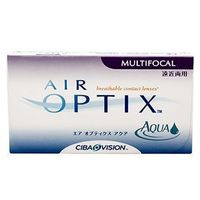 Soczewki kontaktowe aqua multifocal 6 pack marki Air optix