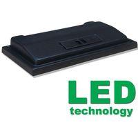 Pokrywa plastikowa prosta 40x25cm LED 6500k