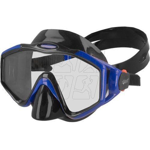 Allright Maska do nurkowania tebe senior m153 niebiesko-czarna
