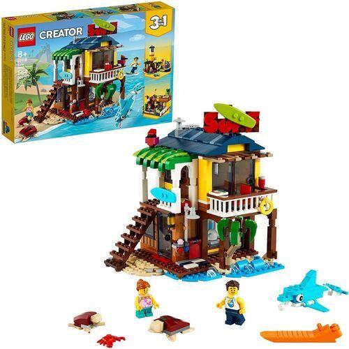 Lego CREATOR Domek surferów na plaży surfer beach house 31118