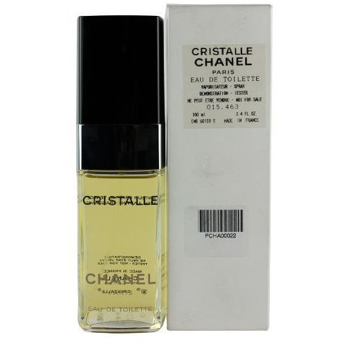 Chanel Cristalle, Woda toaletowa – Tester, 100ml