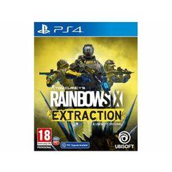 Ubisoft Tom clancy's rainbow six extraction gra playstation 4