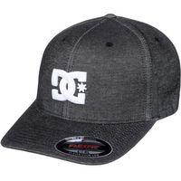 czapka z daszkiem DC - Capstar Tx Black (KVJ0) rozmiar: S/M