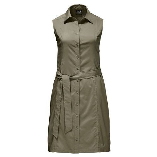Sukienka SONORA DRESS burnt olive - XXL