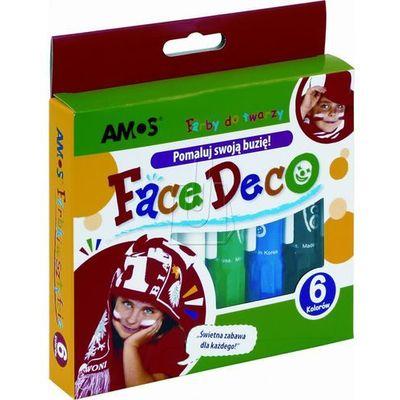 Farbki AMOS biurowe-zakupy