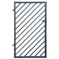 Polbram steel group Furtka  ofelia 0 9 x 1 5 m lewa (5901891479331)